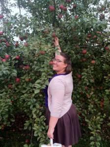 emma apple picking